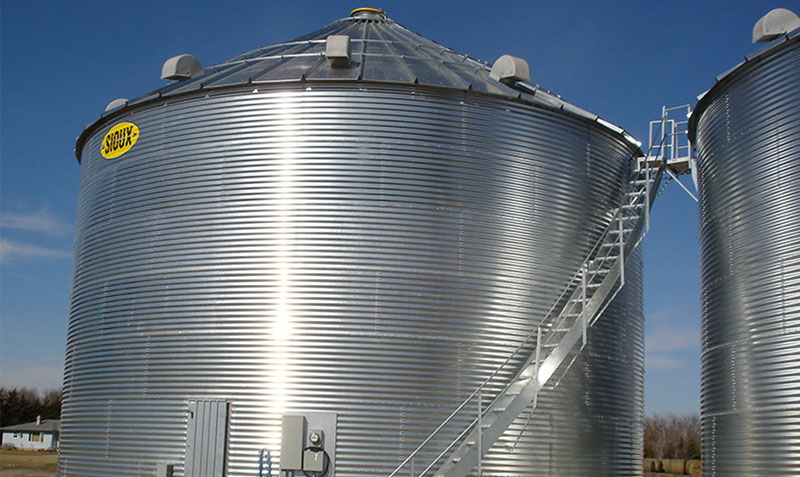 Sioux Steel Grain | Sheldon Power & Equipment | Sheldon, IA